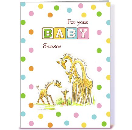 printable greeting cards for baby shower baby shower card greeting wblqual com