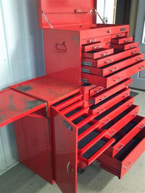 vintage matco tools tool box storage vintage tools