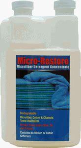 Deterjen Microfiber Micro Restore 16oz Repack 1