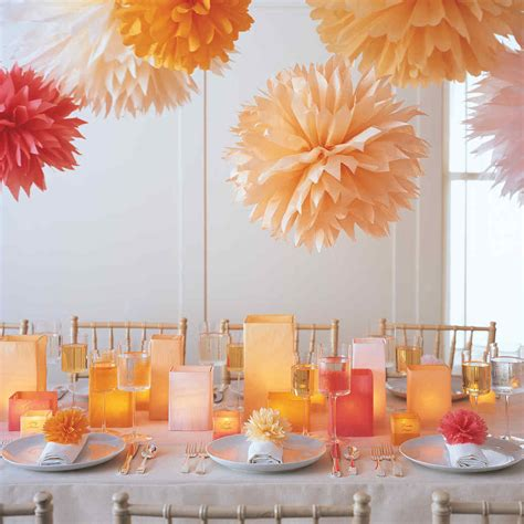 party decorating ideas party decorations ideas martha stewart