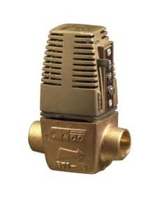 i you can help me i a zone valve 24v 9a that is getting 24 but not actuating the