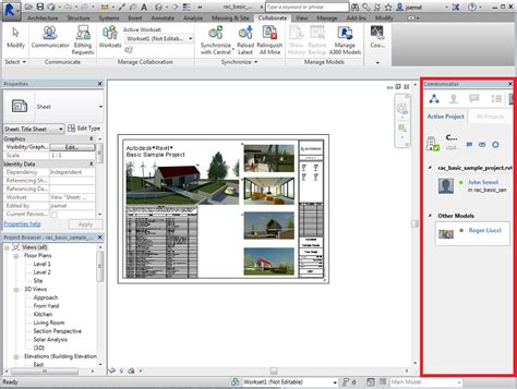 revit collaboration tutorial a360 collaboration for revit turning the communication