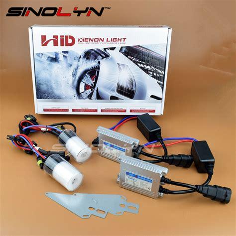 Hid Xenon Light H1 35w Slim Ballast Garansi Tukar Baru 12v 35w ac premium hid xenon conversion kit slim ballast headlights fog lights h1 h3 h7 9005