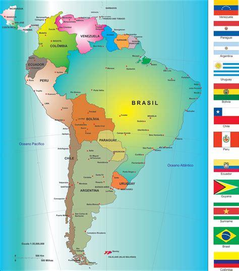mapa a america do sul jesus o vetor mapa america do sul vetor corel 13