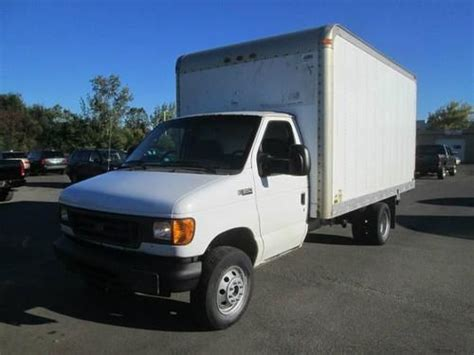 small engine repair training 2004 ford e series electronic valve timing buy used 2005 ford econoline commercial box truck in brunswick ohio united states
