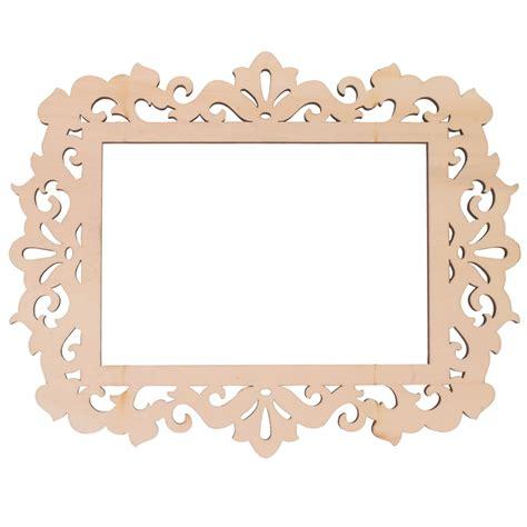 Artminds Wooden Laser Cut Frame Ivy 4 Quot X 6 Quot Laser Cut Photo Frame Template