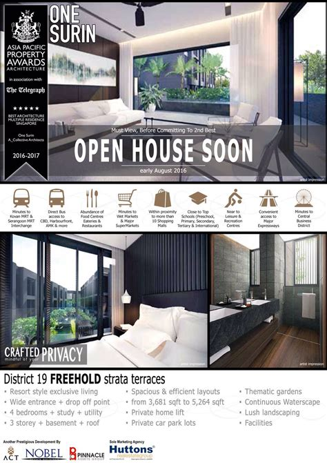 one surin floor plan one surin one surin is a freehold 27 unit cluster