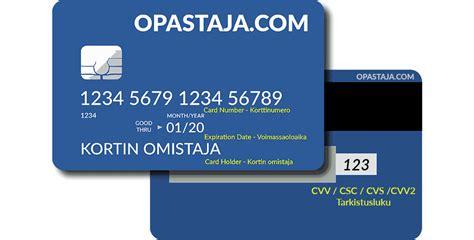 Sle Credit Card Number Of Visa Visa Electron Maksaminen Netiss 228 Ja Ulkomailla 6 Kohdan Ohje