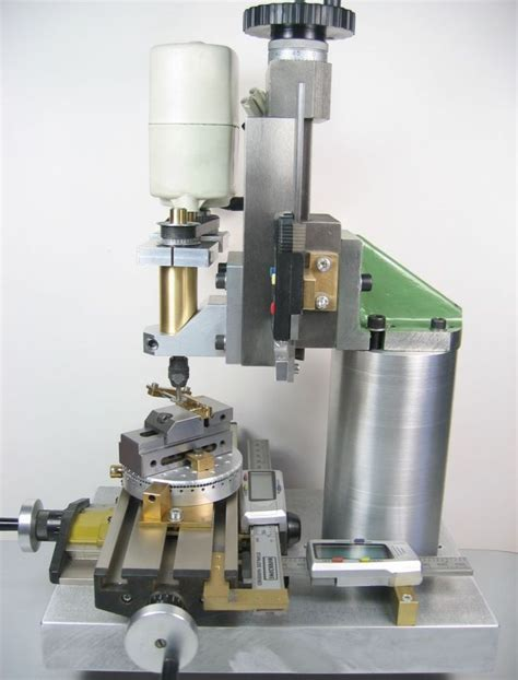 Small Home Milling Machine My Small Home Made Milling Machine Needed A New Spindle