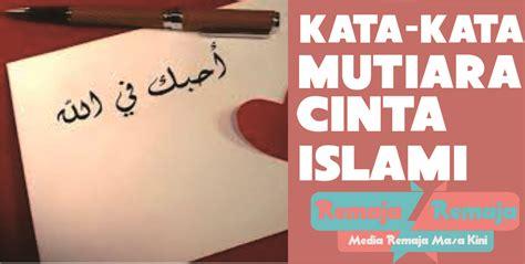 gambar kata kata bijak cinta islami gambar islami