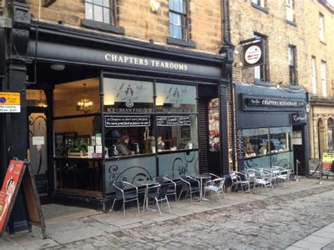 durham tea rooms outdoor seating with a view picture of chapters tea rooms and restaurant durham tripadvisor