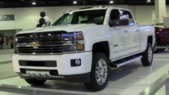 2015 chevy silverado hd high country debuts at 2014 denver