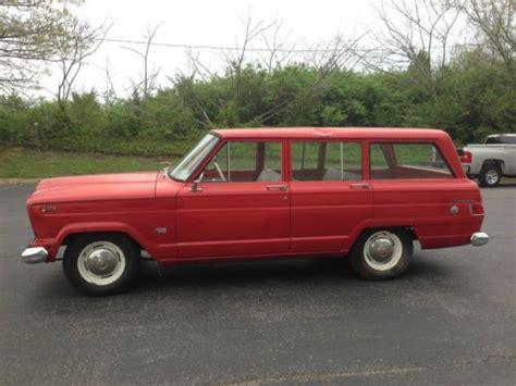 1964 Jeep Wagoneer Find Used 1964 Jeep Wagoneer 4x4 6cyl 3sp Ps