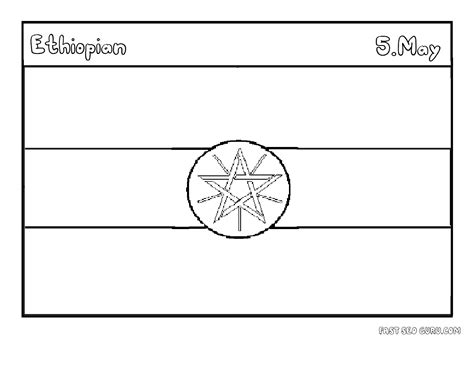 Flag Coloring Pages Of The World printable flag of coloring pages