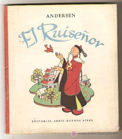 libro el ruisenor the el ruise 241 or andersen comprar libros antiguos de cuentos en todocoleccion 27459165
