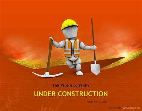 45 impressive exles of under construction templates