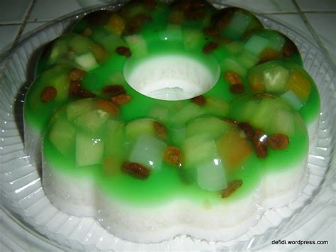 membuat puding warna my first blog resep puding