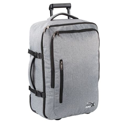 cabin trolley backpack malaga cabin trolley bag cabin max