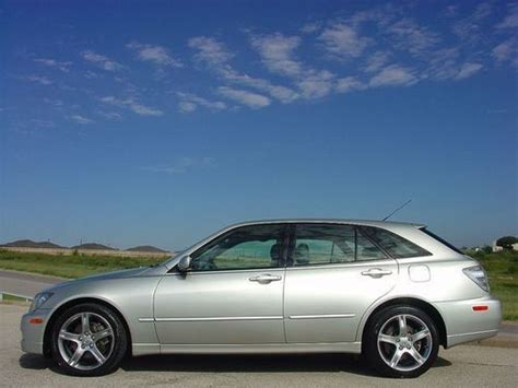 lexus is300 wagon for sale find used 2002 lexus is300 sportcross wagon 4 door 3 0l in