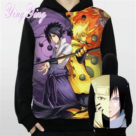 Jaket Anime Uchiha Saringan Jaket Sweater Anime Harajuku Harakiri japanese anime uzumaki sasuke uchiha winter pullover sweater hoodie sd67 ebay