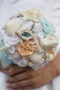 Nautical Themed Jewelry - beach shell bouquet sea shell bouquet destination