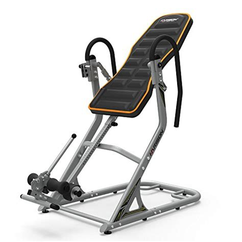 harison adjustable folding inversion therapy table heavy