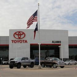 Toyota In San Antonio Tx Alamo Toyota Car Dealers San Antonio Tx Reviews