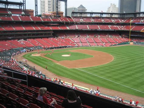Busch Stadium Section 235 Rateyourseats Com