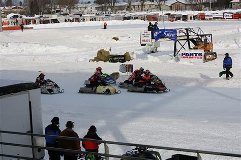 plymouth snowmobile races 1 10 10 plymouth snowmobiles ussa snowmobile outpost