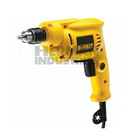Dewalt Dwd014 Rotary Drill Mesin Bor 10 Mm dewalt dwd014 10mm rotary drill herman industries