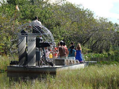 bootje everglades avontuurlijk florida op pad in de everglades