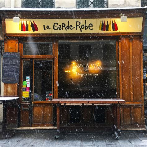 Bar Le Garde Robe by 16 Best Wine Bars In