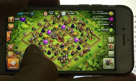 tutorial hack online coc clash of clans cheats 999999 gems android http
