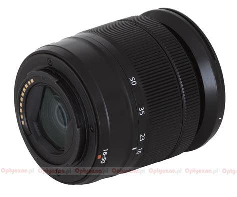Fujifilm Fujinon Xc 16 50mm F 3 5 5 6 Ois Ii Silver fujifilm fujinon xc 16 50 mm f 3 5 5 6 ois review build