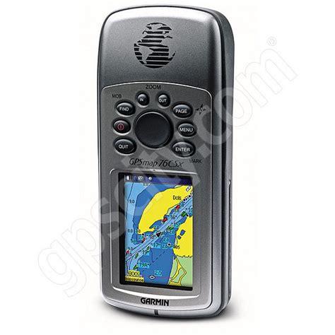 Memory Gps Garmin Gpsmap 76csx Gps With 4gb Memory Card