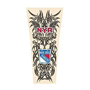 tattoo cost ny buy nhl new york rangers tribal tattoo sleeve online at