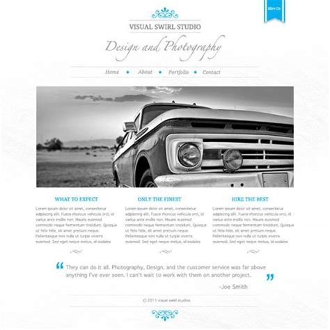layout web clean 45 most helpful learning photoshop webdesign layout
