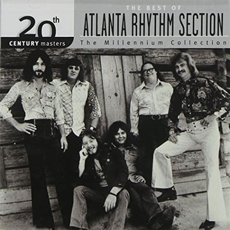 big band rhythm section the best of atlanta rhythm section 20th century masters