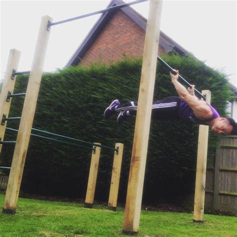 backyard gymnastics bar pull up bars xorbars