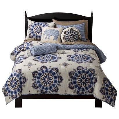 mudhut bedding mudhut medallion bedding collection textiles pinterest