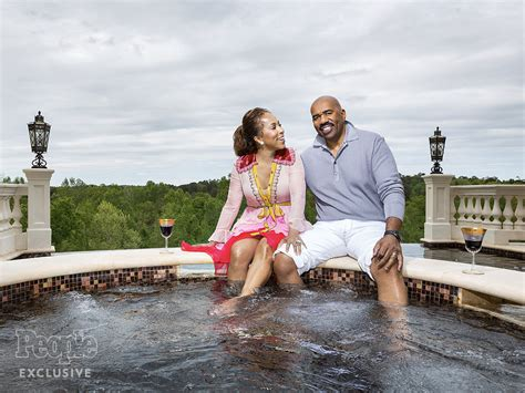 Steve Harvey On The Love Of His Life You Can Achieve Anything People Com