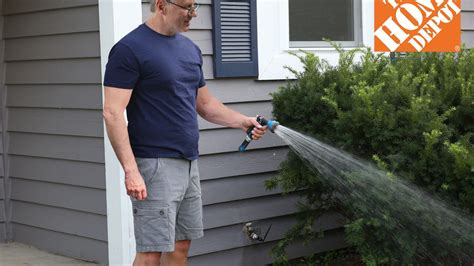 home depot releases  bluetooth cordless hose