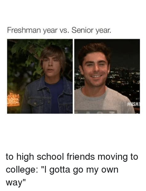 quotes about senior year in college quotesgram