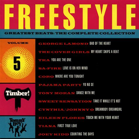 freestyle  freestyle greatest beats  complete