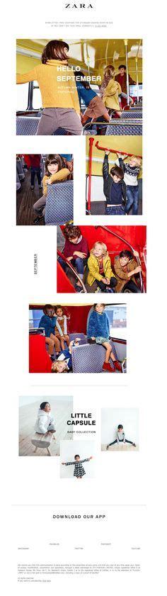 zara newsletter photo email design www datemailman fashion newsletters zara brothers and lookbook email newsletter design email marketing