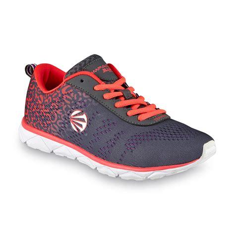 leopard print athletic shoes impact by jillian s set gray coral leopard