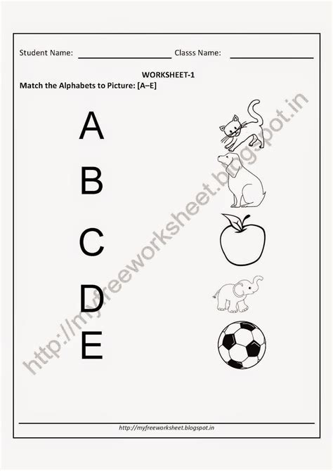printable activity sheets for nursery printable worksheets for nursery worksheets for all
