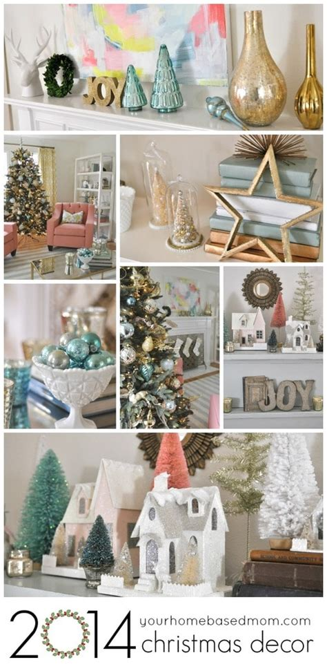 28 christmas home decor 2014 2014 holiday home