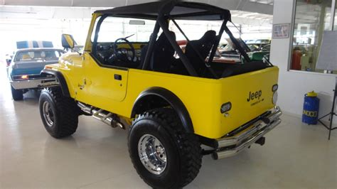 Columbus Ohio Jeep Dealers 1980 Jeep Renegade 2dr Open Stock 717247 For Sale Near