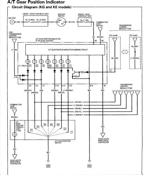 94 honda civic ex wiring diagram 94 free engine image